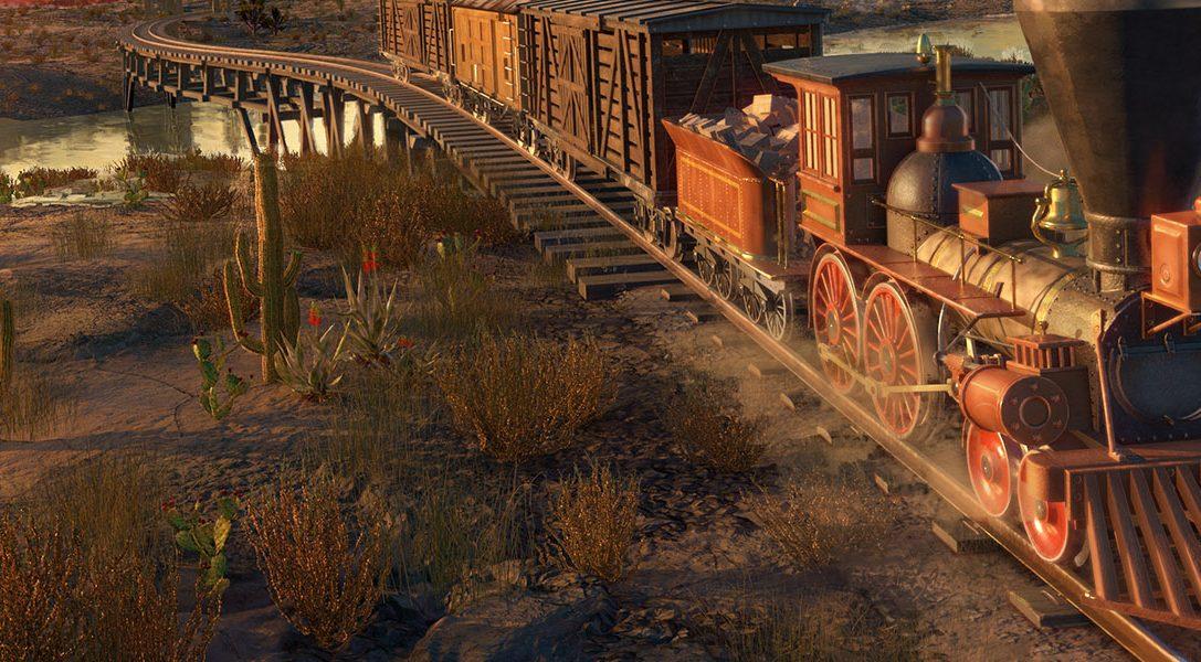 5 Dinge, die du über Railway Empire wissen solltest!