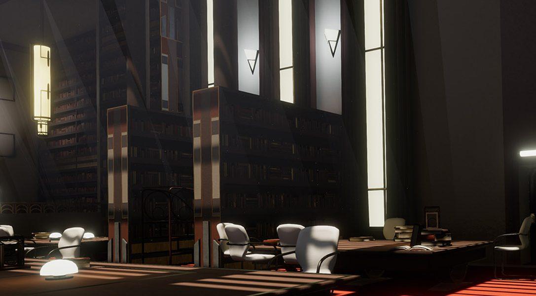 Gruseliger Puzzler The Spectrum Retreat erscheint am 10. Juli auf PS4