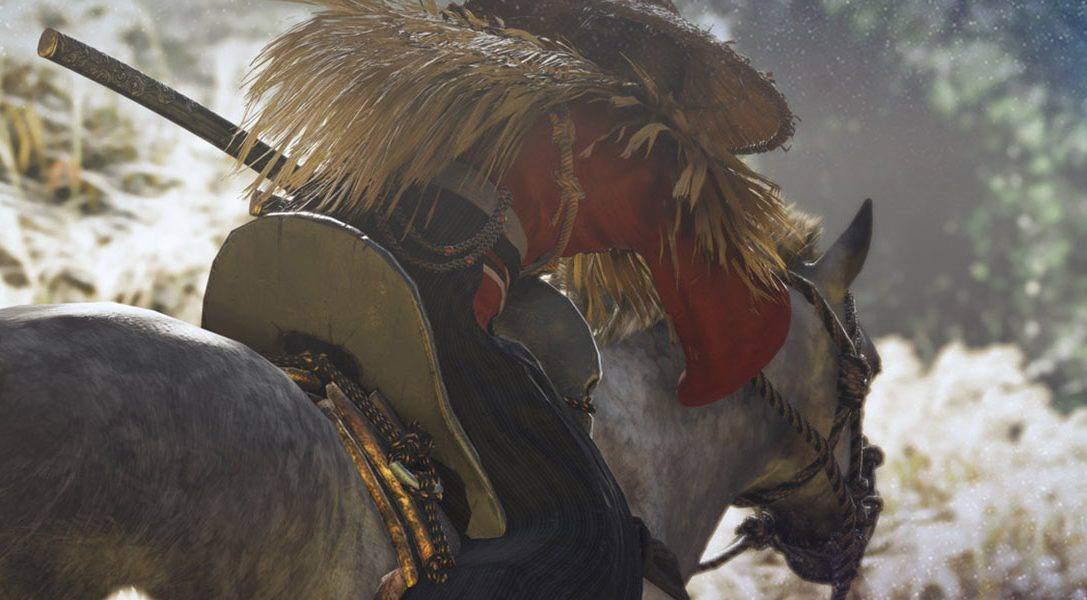 Alles, was ihr über den fantastischen E3-Trailer von Ghost of Tsushima wissen müsst