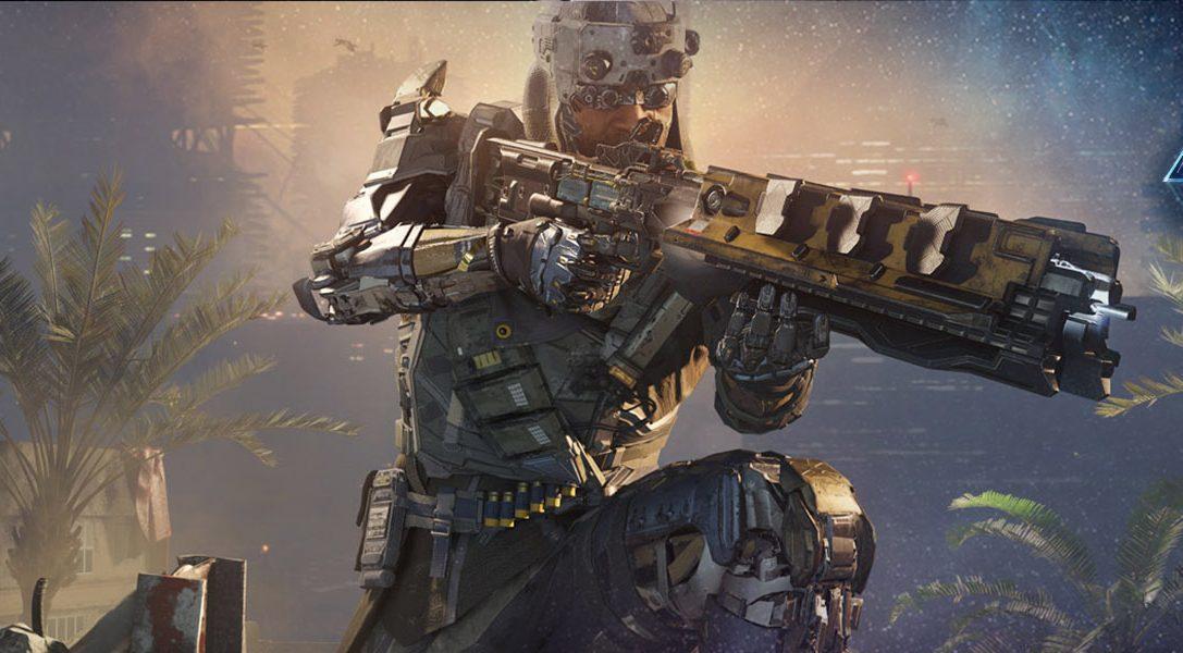 PlayStation Plus-Mitglieder können ab heute Call of Duty: Black Ops 3 herunterladen
