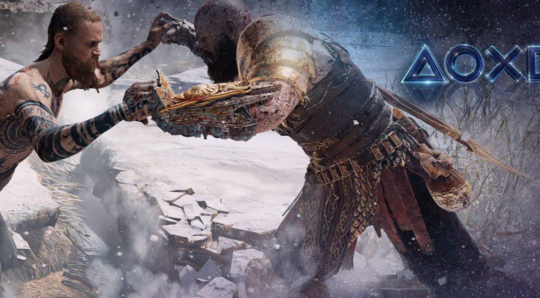 Nehmt eure God of War-Upgrades ins neue New Game+ mit