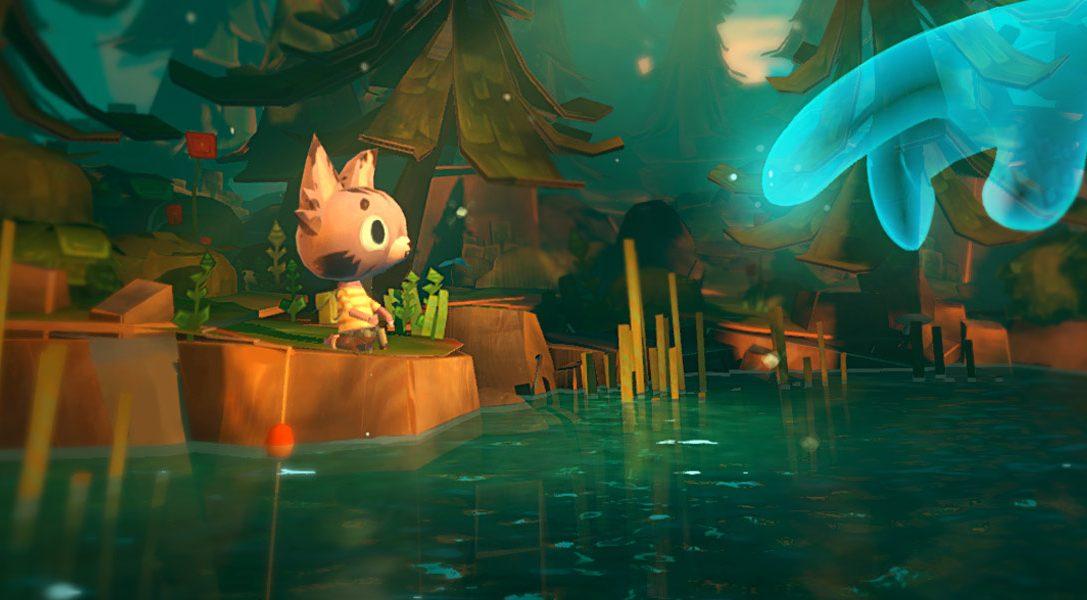 Werdet im PS VR-Abenteuer Ghost Giant zum helfenden Geist
