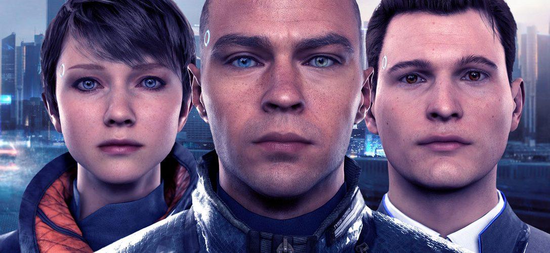 Detroit: Become Human startet auf Platz 1 der monatlichen PlayStation Store-Charts