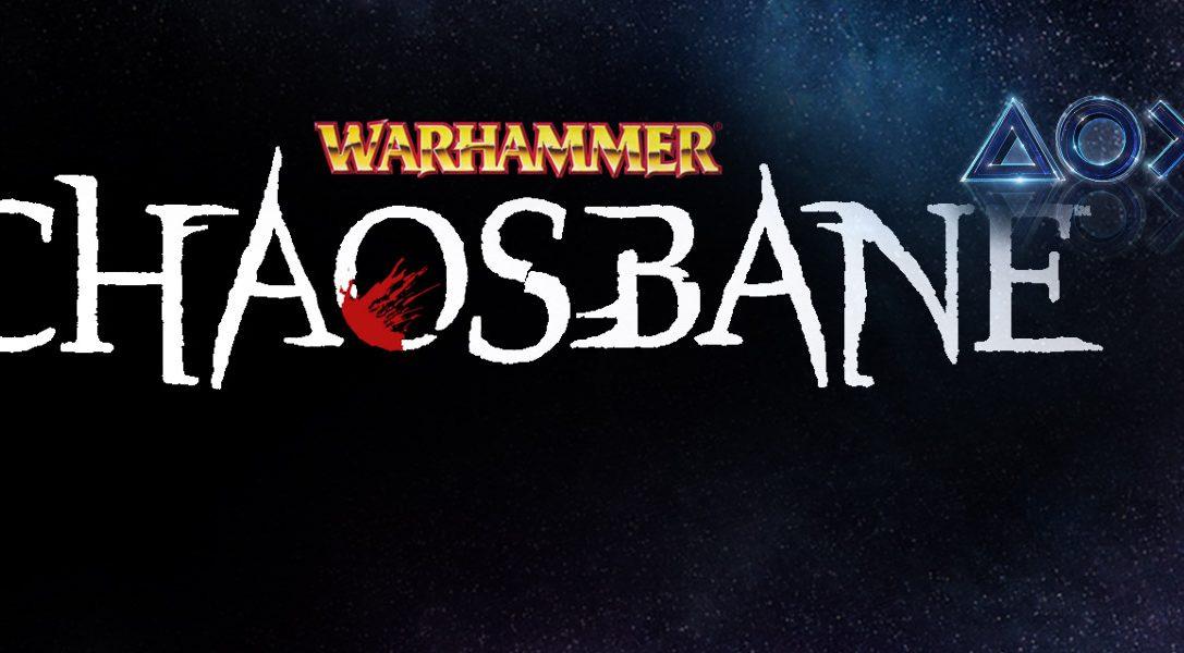 Warhammer: Chaosbane – Haut dem Chaos in die Mutantenfresse
