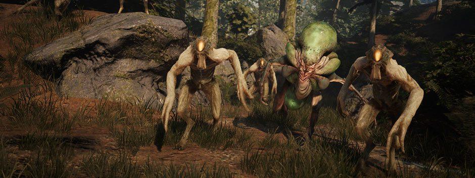 Koop-Shooter Earthfall erscheint heute auf PS4