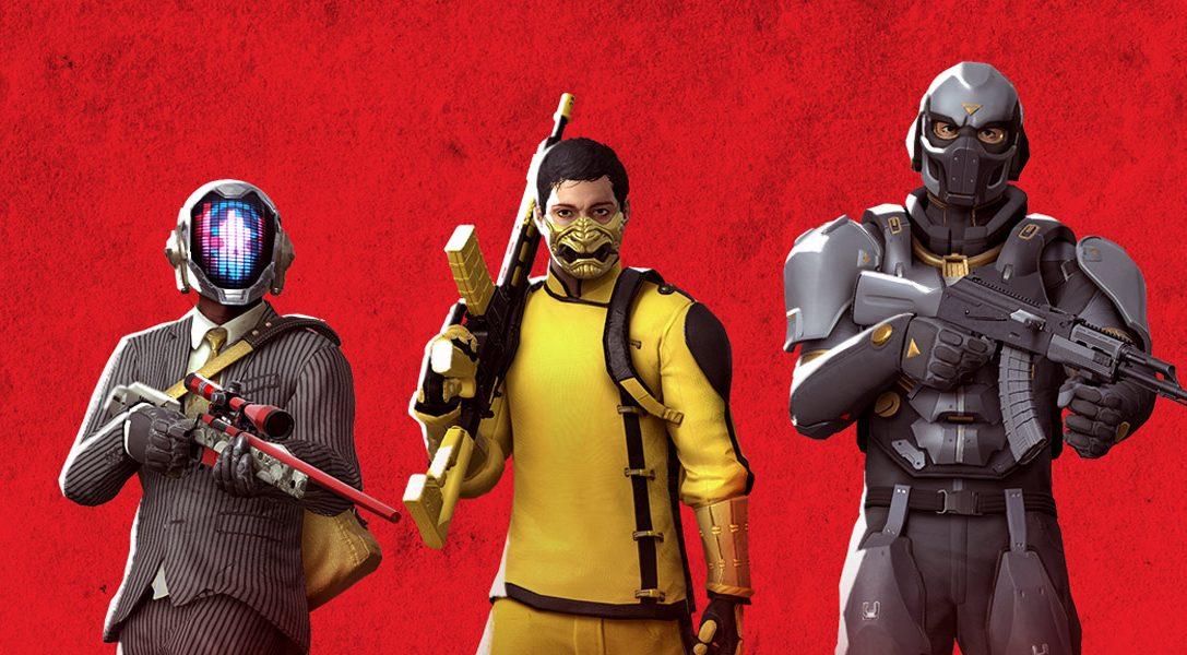H1Z1: Battle Royale erscheint am 7. August offiziell auf PS4