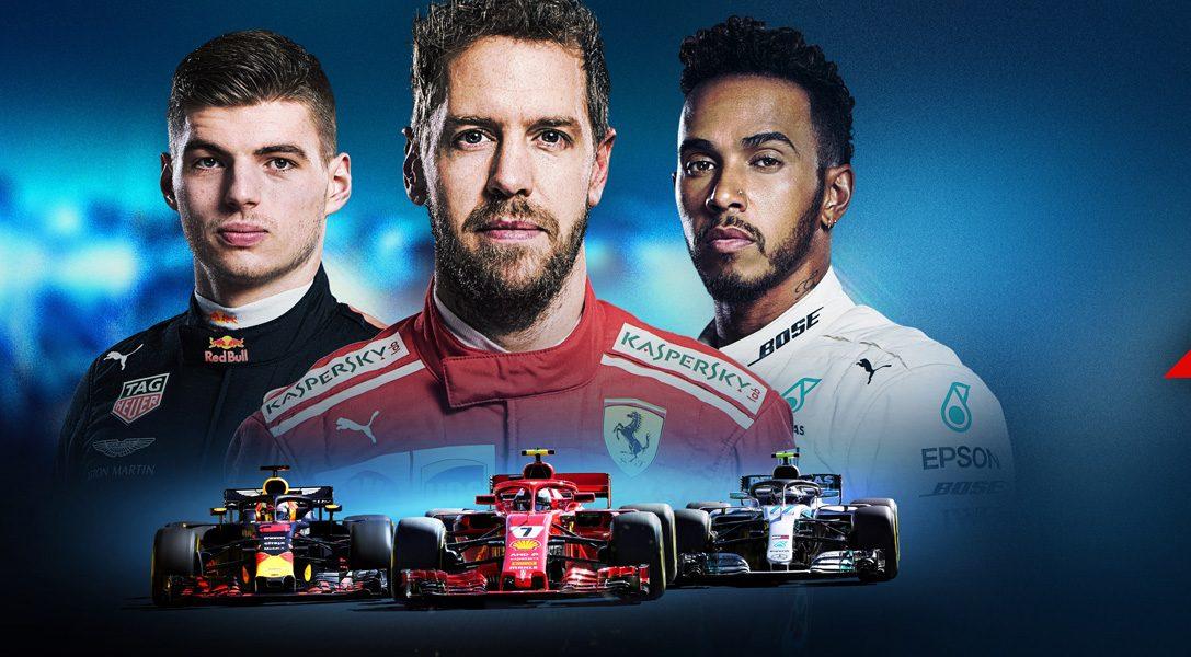 F1 2018 angespielt: 5 Features, die für den perfekten Start in die Formel-1-Weltmeisterschaft sorgen!
