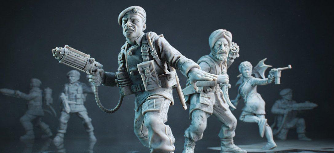 Im rundenbasierten Strategiespiel Achtung! Cthulhu Tactics prallen 2. Weltkrieg und das Übernatürliche aufeinander, bald auch auf PS4