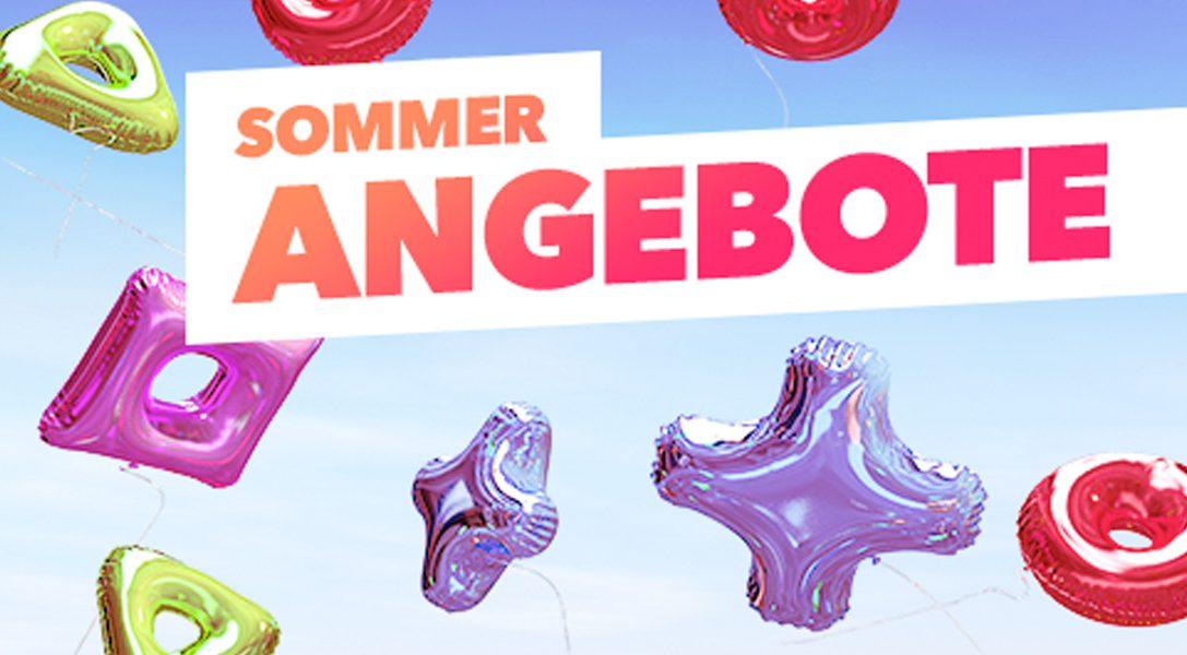 Die Sommerangebote beginnen ab heute im PlayStation Store