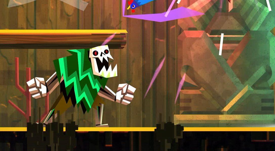 Das farbenfrohe Plattformspiel Guacamelee! 2 erscheint nächsten Monat für PS4