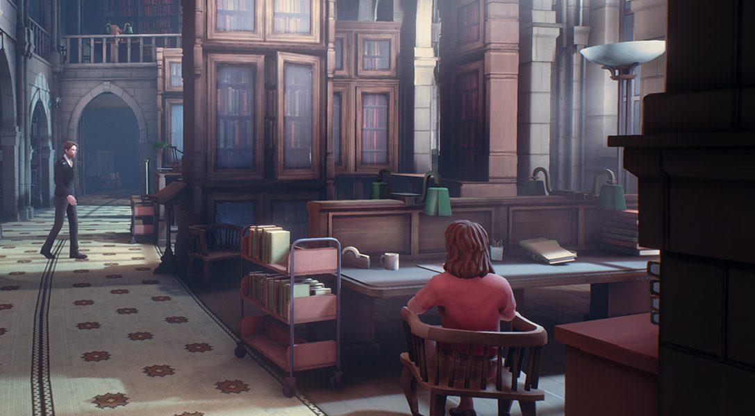 Die Schöpfer von Ether One kehren mit The Occupation, einem investigativen Thriller in Echtzeit, am 9. Oktober auf PS4 zurück