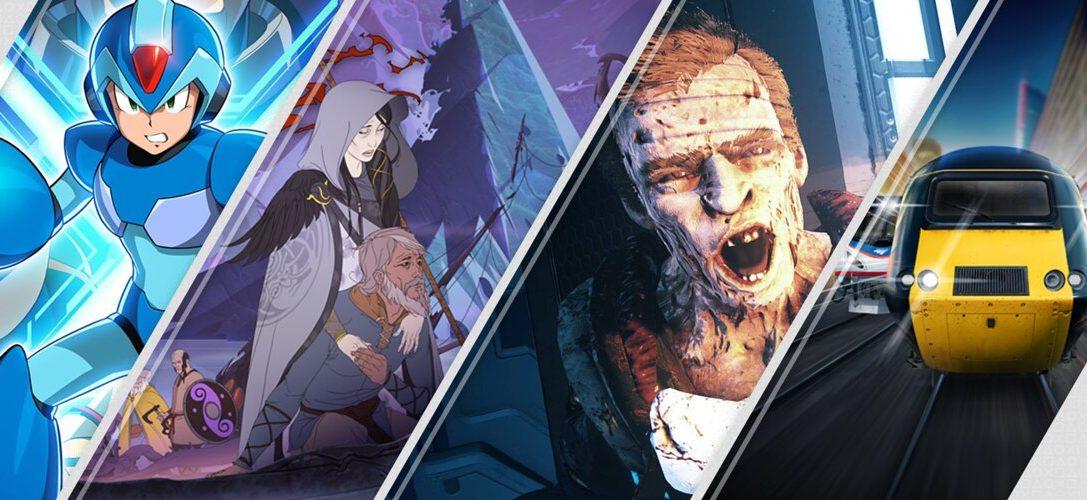 Die PlayStation Store Highlights dieser Woche: Mega Man X Legacy, The Banner Saga 3, The Persistence