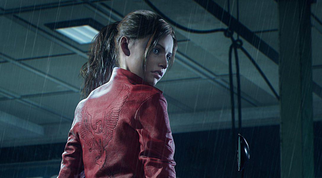 Wie Capcoms machtvolle RE-Engine Resident Evils Leon Kennedy, Claire Redfield und Raccoon City in neuem Glanz erstrahlen lässt