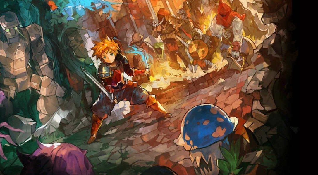 Das wunderschöne Plattforming-Abenteuer Chasm erscheint heute, nach 6 Jahren Entwicklungszeit, auf PS4