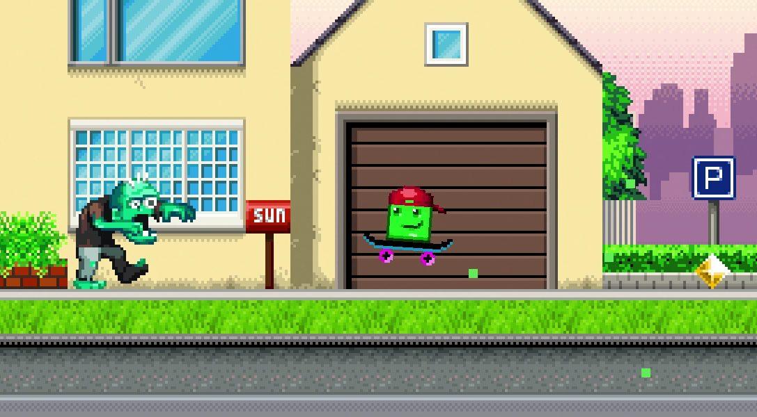 Super Life of Pixel erscheint am 22. August auf PS4 und PS Vita