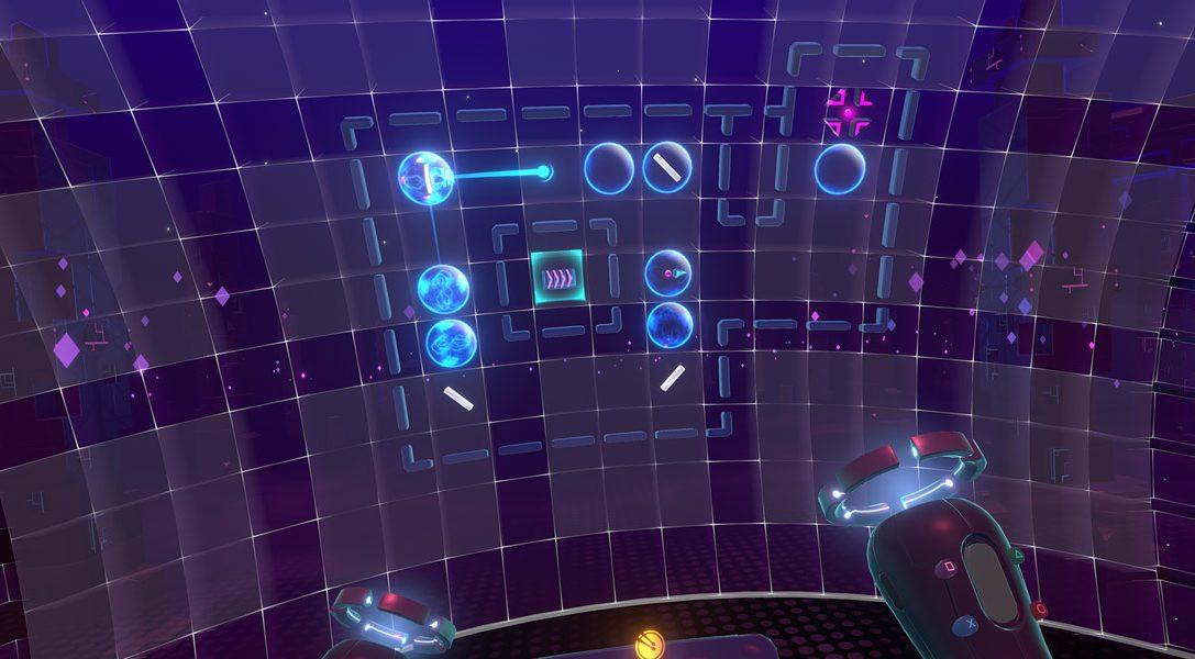 Entfesselt euren inneren DJ in Track Lab – ab dem 22. August exklusiv erhältlich für PS VR
