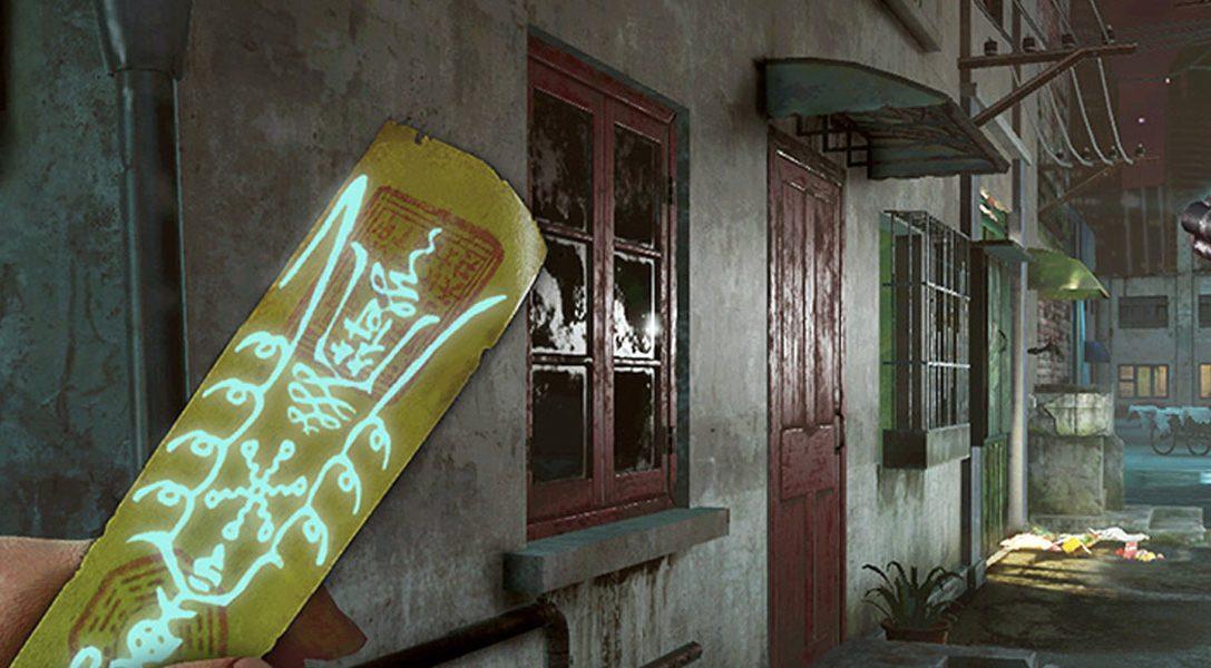 Wie chinesische Folklore den Zombie-Shooter The Walker und den Puzzler 18 Floors geformt haben, die beide morgen für PS VR erscheinen