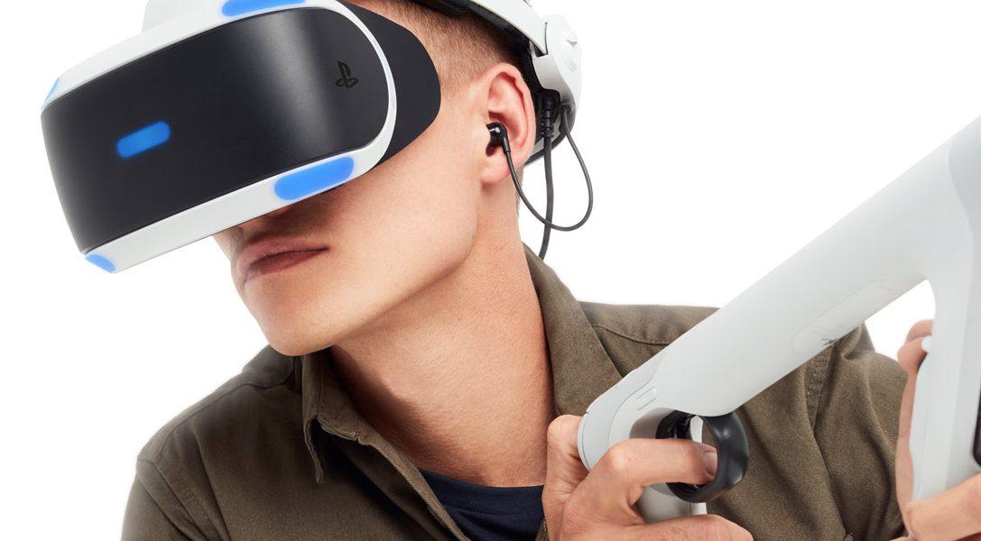 6 PS VR Spiele, die mit dem PS VR Aim Controller sogar noch besser sind