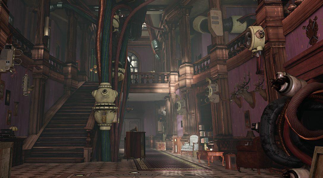 Das düstere Science-Fiction Abenteuer Torn erscheint am 28. August für PS VR
