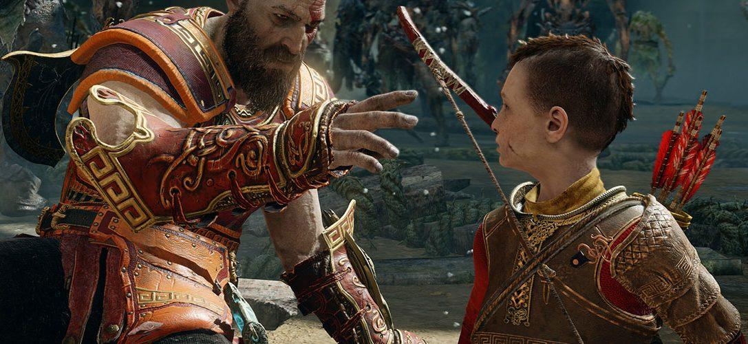 God of War Neues Spiel+ erscheint heute, darum solltet ihr es ausprobieren