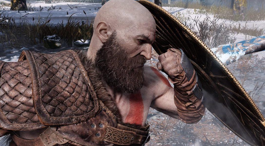 Die Entstehung des epischen Kampfes gegen den Fremden in God of War