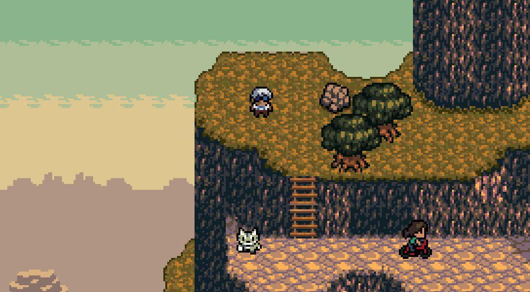 Der Wettkampf mit der Zeit, der zum surrealen, retro-inspirierten Action-RPG Anodyne führte