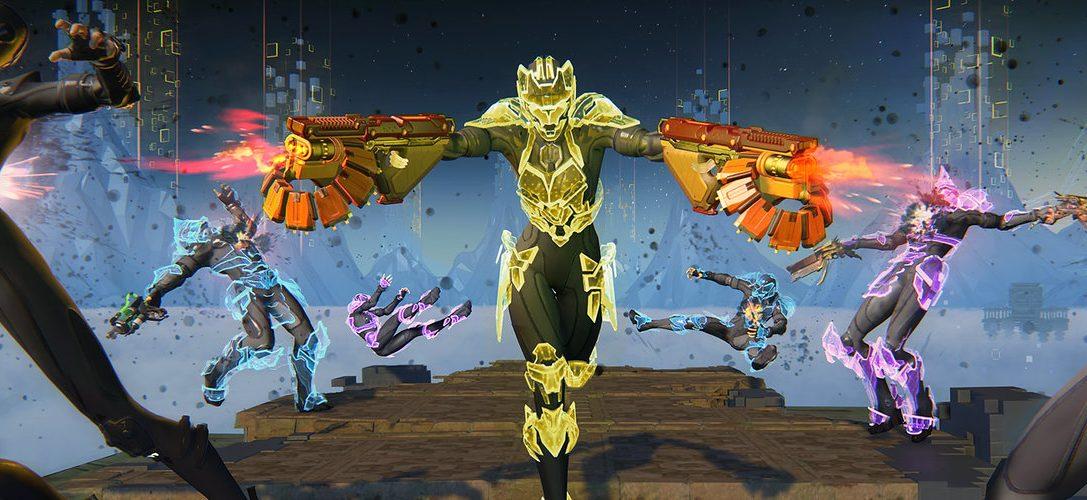 MMORPG Skyforge erhält dieses Jahr mit Battle Royale-Modus einen FPS-Twist
