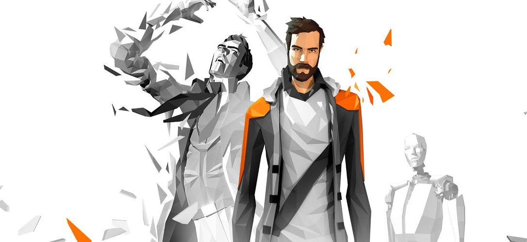 Spielt  euch  in  die  transhumanistische  Zukunft:  State  of  Mind  erscheint  heute  auf  der  PS4 + Gewinnspiel