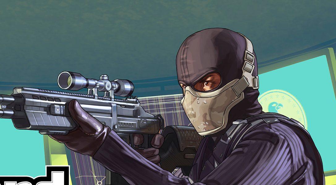 Grand Theft Auto V war im letzten Monat das meistverkaufte Spiel im PlayStation Store