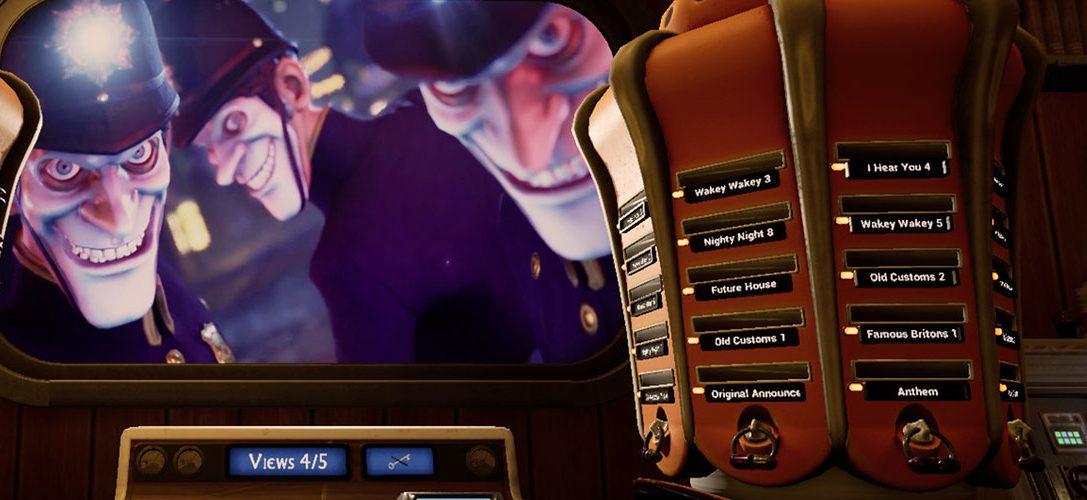 Ab heute im PlayStation Store: We Happy Few: Uncle Jack Live VR