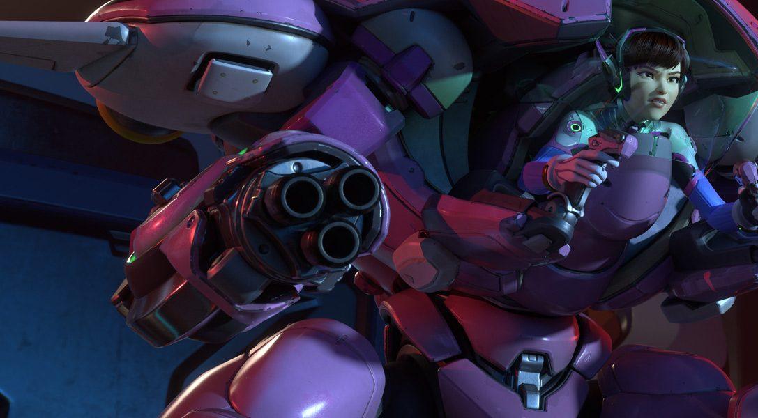 D.Va dekonstruiert: Wie Blizzard eine der bekanntesten Heldinnen aus Overwatch kreiert hat