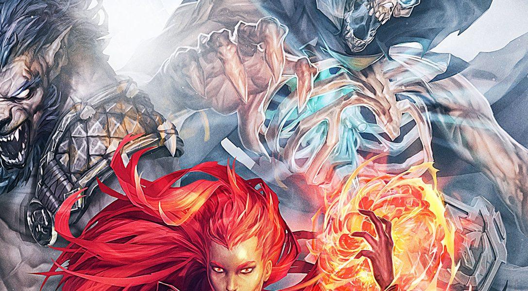 6 Dinge, die ihr über das düstere Fantasy-RPG Shadows: Awakening wissen müsst, ab heute auf PS4 erhältlich