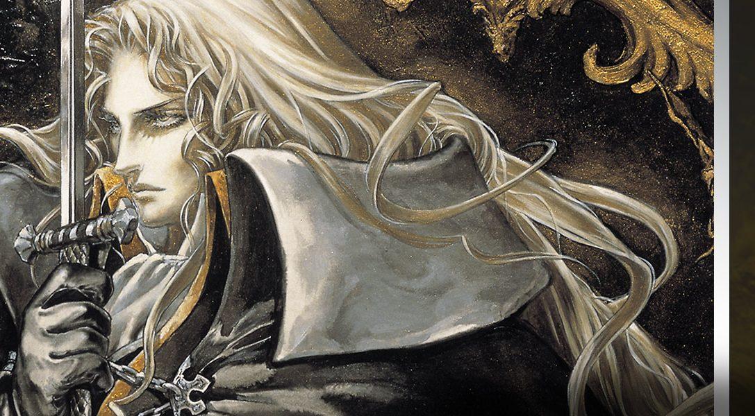 Castlevania Requiem bringt zwei Klassiker auf die PlayStation 4