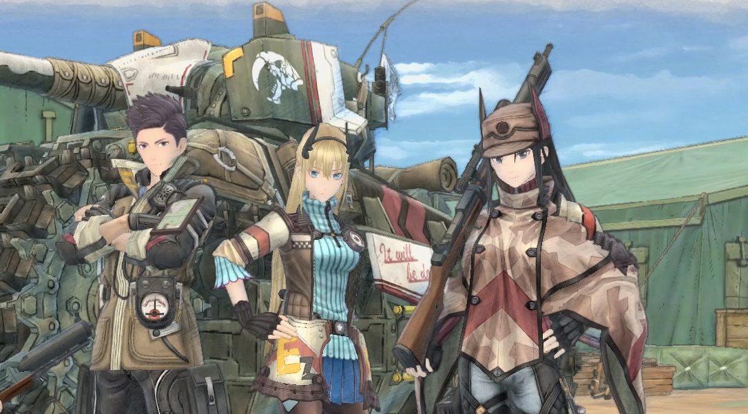 Valkyria Chronicles 4 – Geschichten, die der Krieg schreibt