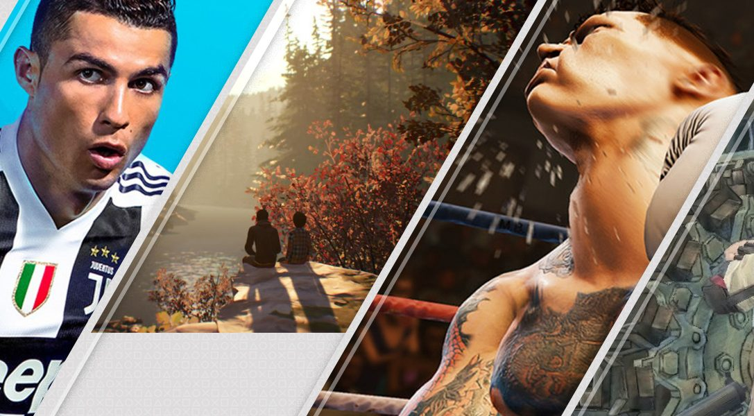Die PlayStation Store-Highlights der Woche: FIFA 19, Life is Strange 2, Creed und mehr