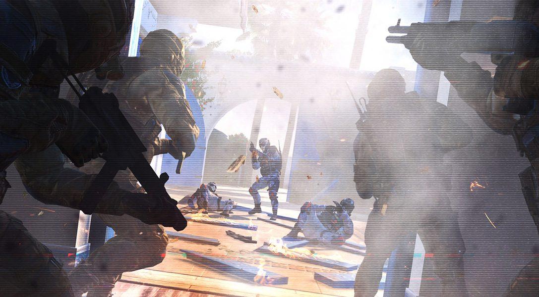 Im neuen spannenden PvP-Modus von Warface, der ab heute für PS4 erhältlich ist, habt ihr 90 Sekunden Zeit, um die Bombe zu entschärfen