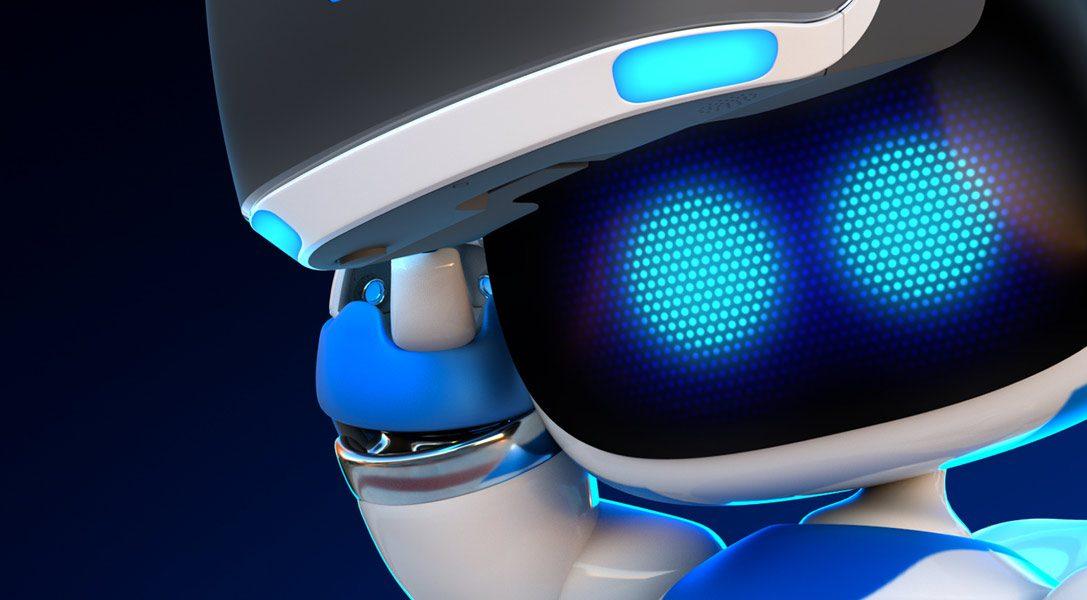 Der PS VR-Plattformer Astro Bot Rescue Mission erscheint am 3. Oktober
