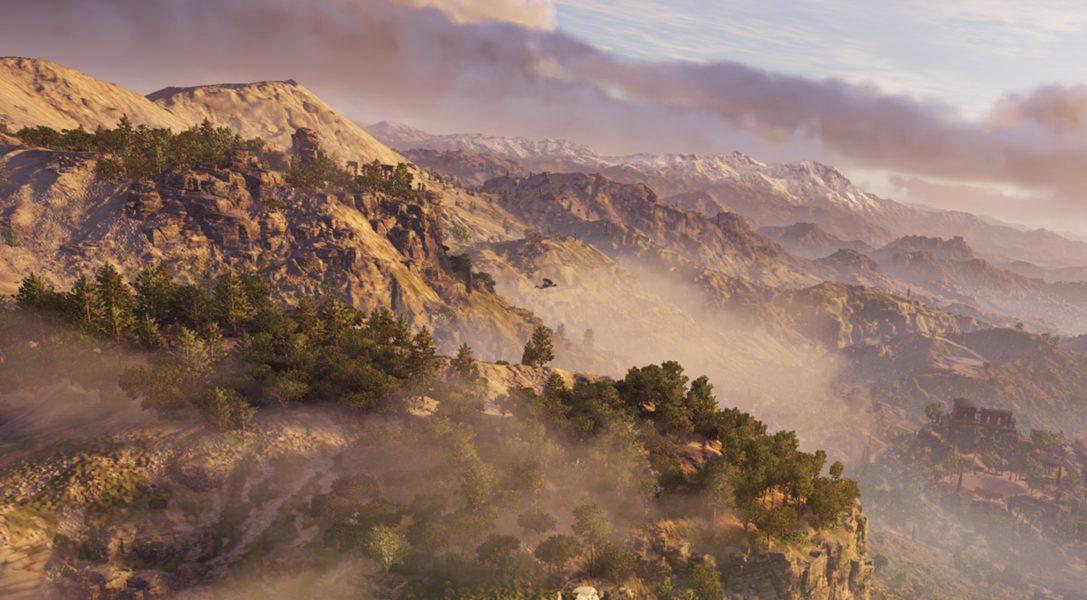 Assassin's Creed Odyssey Post-Launch-Details enthüllt