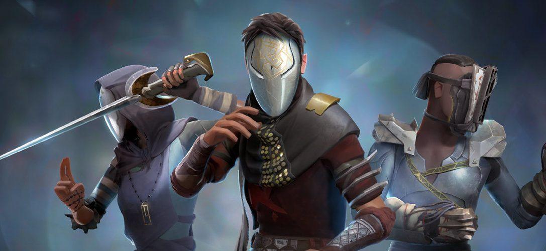 Downfall, der neue DLC des Online-Nahkampfspiels Absolver, enthält einen prozedural generierten Dungeon
