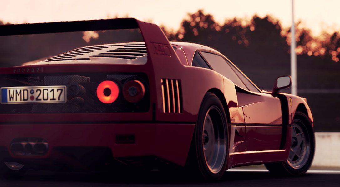 Im September geht der letzte, mit Ferraris vollgepackte DLC für Project CARS 2 an den Start