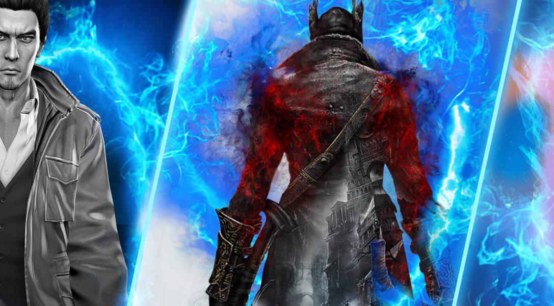 Bloodborne und Yakuza 5 führen das PS Now-Update im September an