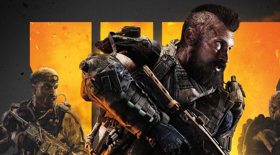 Erfahrt im neuen Treyarch-Interview mehr über Blackout, dem Battle Royale-Modus von Call of Duty Black Ops 4