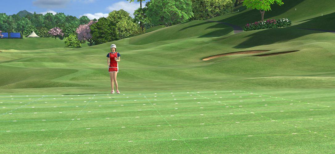 Everybody's Golf VR kommt 2019 für PS VR heraus