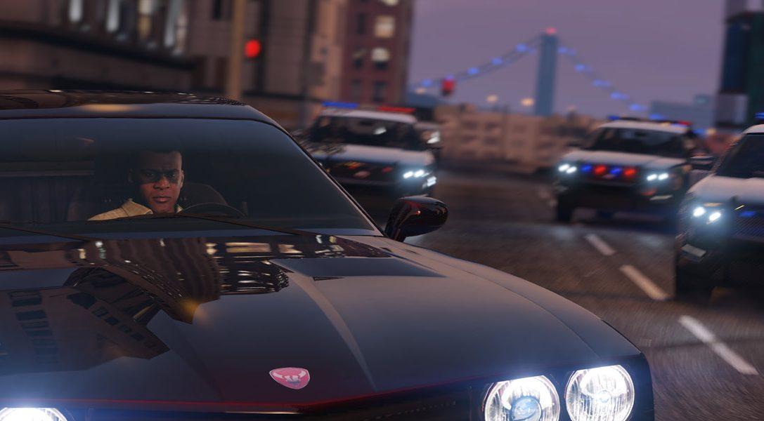 Grand Theft Auto V war das meistverkaufte Spiel des PlayStation Stores im August