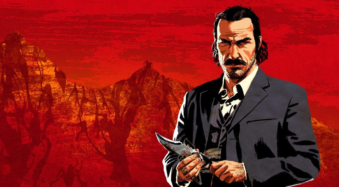 Lernt die Van der Linde Gang von Red Dead Redemption 2 kennen