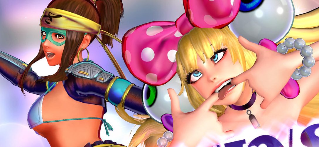 Die Kämpferinnen aus Fatal Fury und Samurai Showdown treten in SNK Heroines: Tag Team Frenzy gegeneinander an – ab heute für PS4 erhältlich
