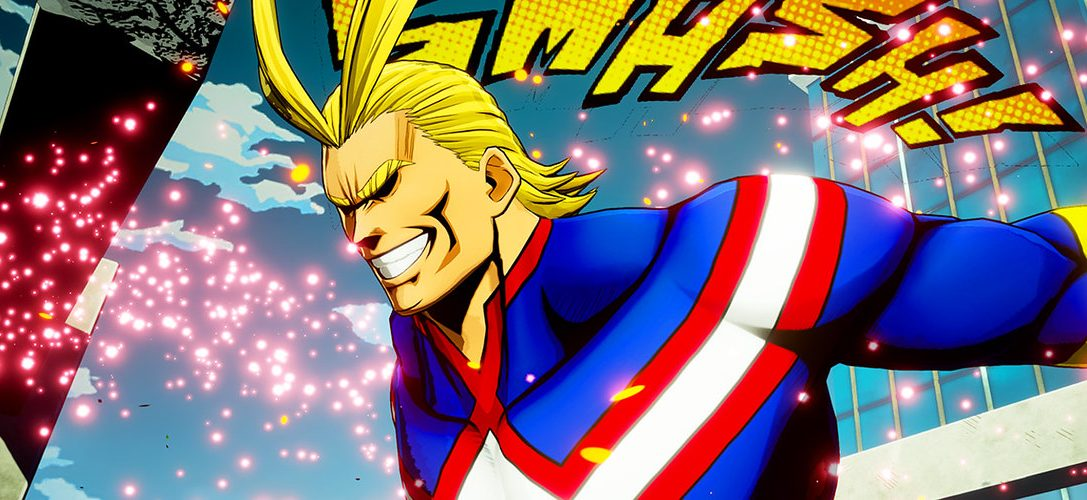 Wie es My Hero One's Justice auf PS4 schafft, Manga-Charaktere in Videospielkämpfer zu verwandeln