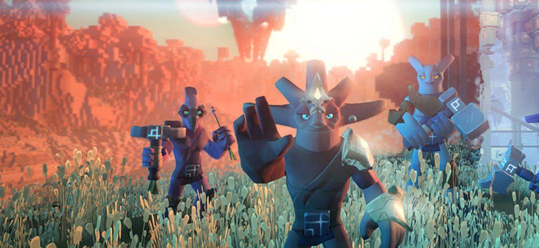Erkunde, handle und forme ein ganzes Universum im MMO-Abenteuer Boundless, welches nächste Woche für PS4 erscheint