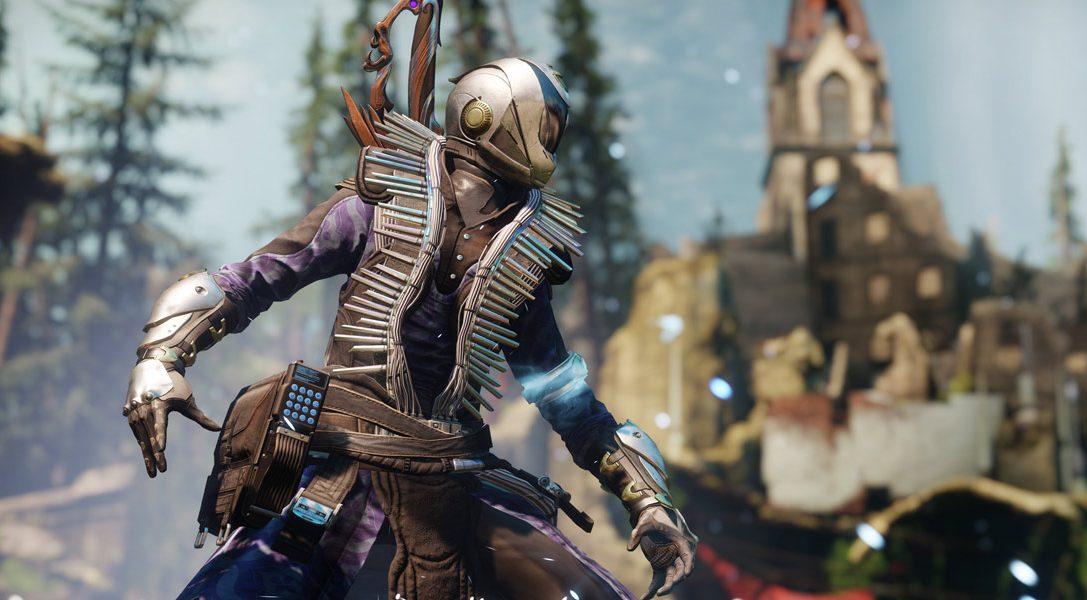 Destiny 2: Forsaken wird heute für PS4 veröffentlicht