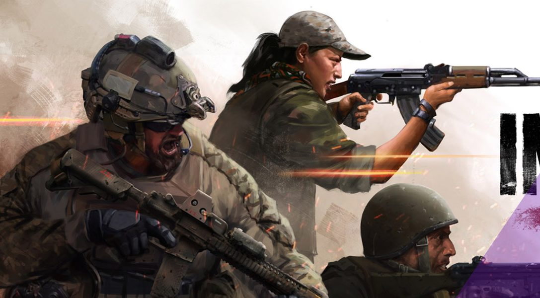 4 Gründe, warum wir uns auf die PS4-Version von Insurgency: Sandstorm freuen.